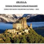 UNIVOCA Immagine corso Vol Cult 2021